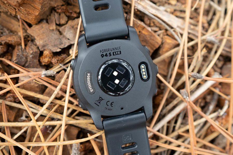 Garmin FR945 LTE - Sensor