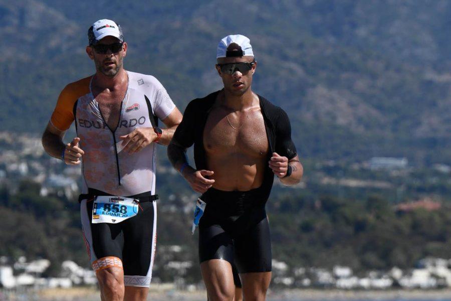 Ironman Marbella - Carrera