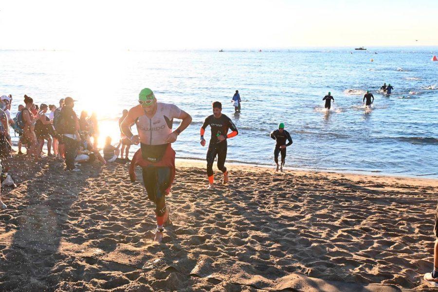 Ironman Marbella - Natación