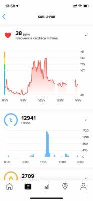 Suunto 9 Peak - Suunto App